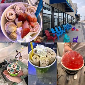 Frozen Yogurt Dickson City